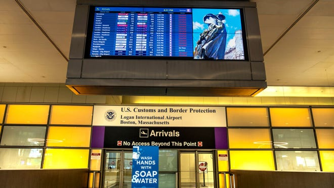 More than 1.74 million passengers traveled through Logan in May, according to Massachusetts Port Authority data detailed at a board meeting last week.