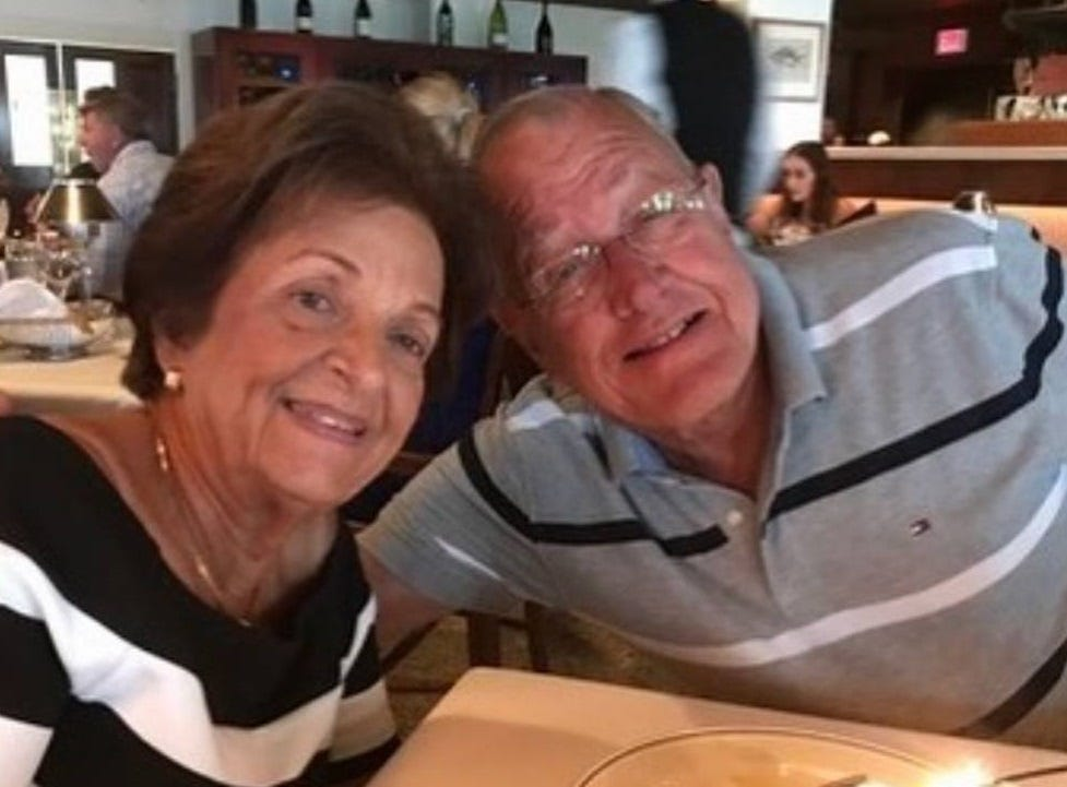 Gladys Lozano and Antonio Lozano died in the Surfside condo collapse. The Lozanos were among the first victims to be identified.