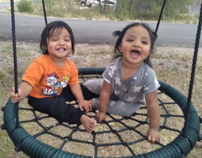 Twins Joseph and Havanna Shackelford have been found safe, police said.