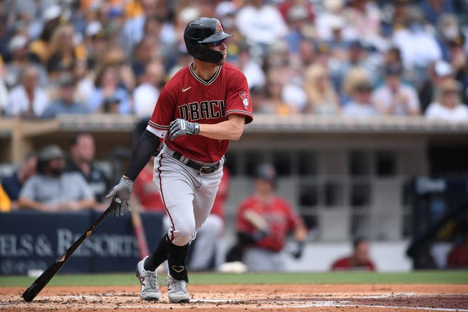 The Diamondbacks designated veteran outfielder Josh Reddick for assignment, a move that frees up more playing time for the club's young players.