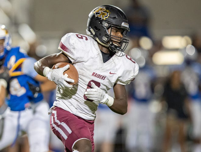 Rouse receiver Troy Oliver, a returning all-district honoree, caught 54 passes for 1,002 yards and 12 touchdowns last season.