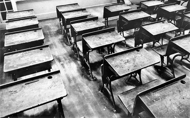 In 1933, the Richmond County school board decided to fire all of its married female teachers without ever providing a reason why.