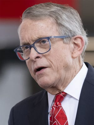Ohio Gov. Mike DeWine has agreed to send 14 state troopers to the southern U.S. border at the request of Texas Gov. Greg Abbott.
