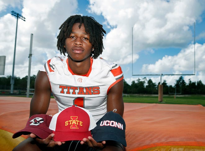Boston College, Iowa State and Connecticut are three of the six schools vying for University senior cornerback Noble Thomas Jr.
