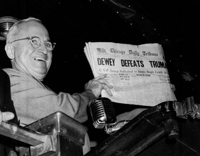 America and the world still have much to learn from the story of Harry S. Truman.