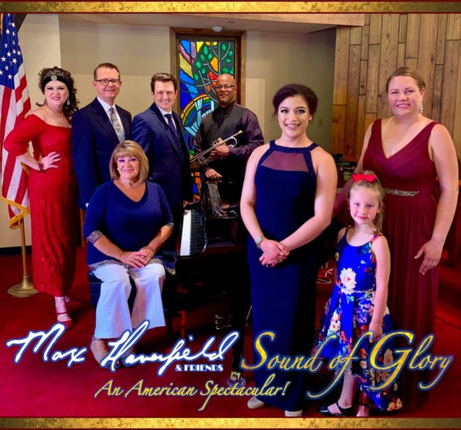 The Max Haverfield & Friends group will perform on Wednesday night at Smoky Hill County Club.