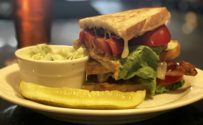 The seasonal Market BLT is now on the menu at Lennie's.