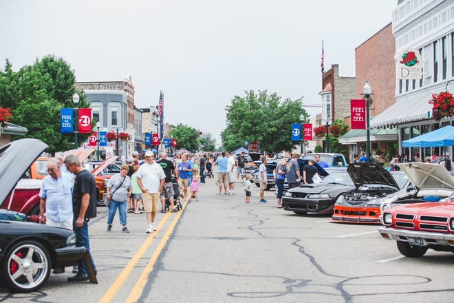 The 27th annual car show will bring classic cars, hot rods and other unique and vintage autos to the streets of Zeeland July 9 and 10.