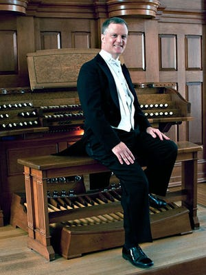 Malcolm Halliday is serving as summer organist at the First Congregational Church of Princeton.