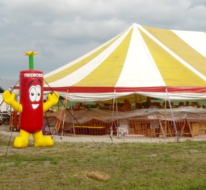 Firework stands are up and selling fireworks throughout Franklin County. Each city has regulations regarding the use of fireworks. Before setting off fireworks, check your city's regulations. The City of Ottawa bans the use of fireworks inside the city limits.