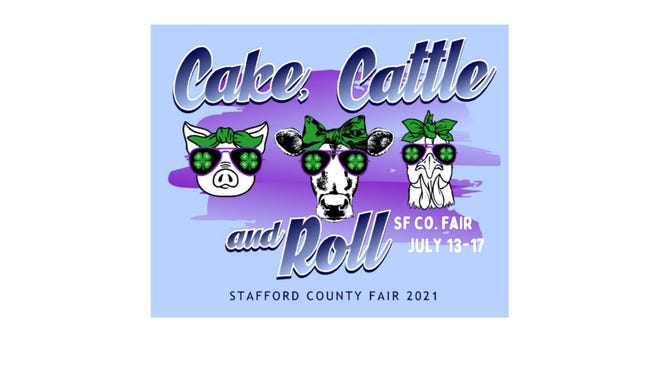 It's time to enjoy cake, cattle and roll at the Stafford County Fair, July 13-17.