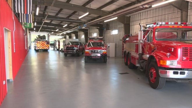Stafford County commissioner voted approval for the construction of a new fire station in Macksville in the coming months.