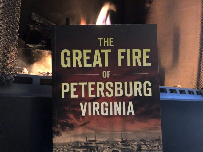 The Great Fire of Petersburg, Virginia book written by historian and author Tamara J. Eastman currently employed as a historian at U.S. Army Garrison at Fort Lee, Virginia.
