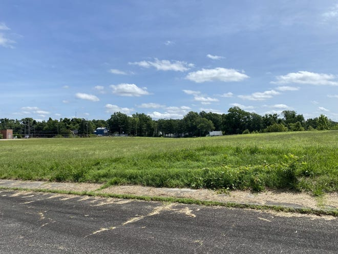 The site of the former Southside Regional Medical Center in Petersburg is shown in this photo Friday, June 25, 2021. SRMC moved from the site to its present south Petersburg location in 2003. The building was torn down six years later.
