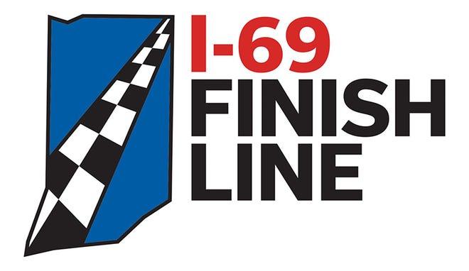 I-69 Finish Line logo