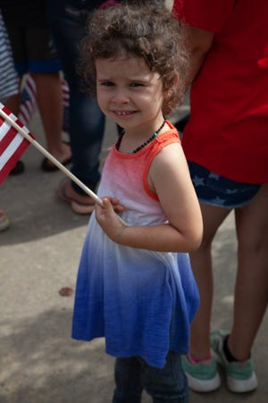 Veterans Memorial Committee will host the Fourth of July Parade.