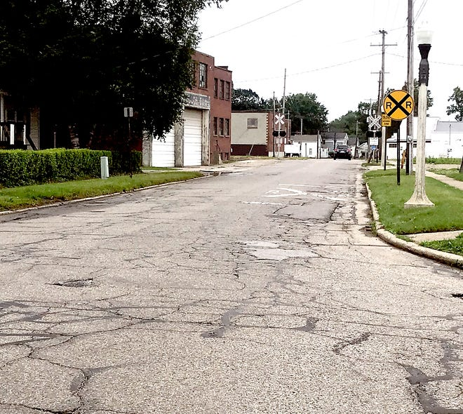 Improvement projects planned for 2021 in Sturgis include portions of West Congress Street.