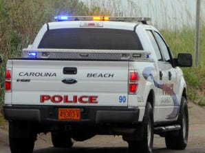 Carolina Beach police looking for wanted man in sexual abuse of a minor case.