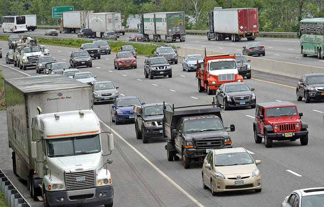 Independence Day holiday traffic is expected to be heavy this year.