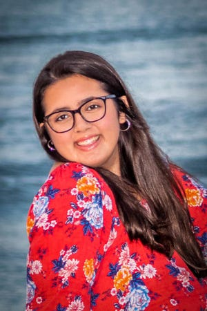 The Un-Common Theatre Company recently announced the winners of their 2021 annual scholarships. Pictured is Caroline Kanevski, a 2021 graduate of Mansfield High School, who will be awarded the Nancy DiPietro Memorial Scholarship.