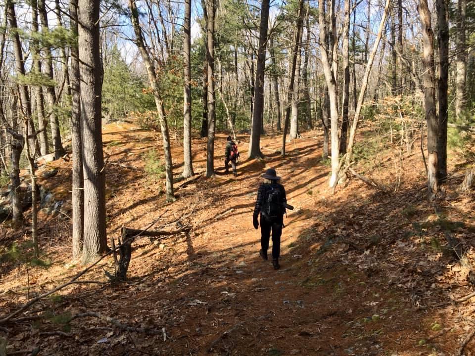 Immaculate trail