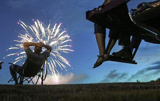 Like Wichita Falls, Wichita County has fireworks rules that are enforced by the Sheriff's Office.