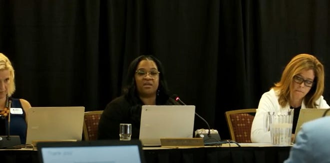 Vice Mayor Sheneika Smith proposed adding a vote on a Asheville City Schools Board of Education appointment to the Aug. 24 meeting's agenda.