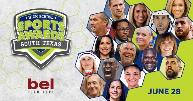 Get ready for the South Texas High School Sports Awards
