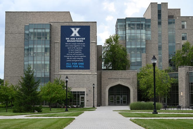 Xavier University photographed on Monday, June 28, 2021.