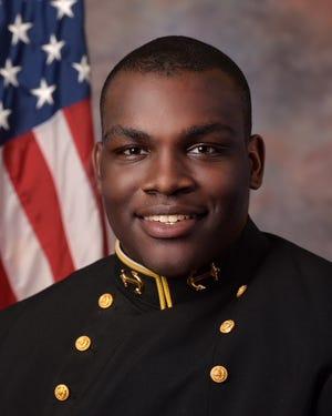 Midshipman Michael Myles James