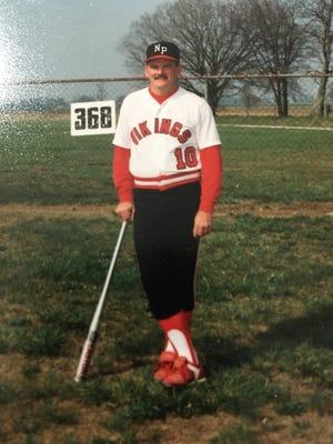 Peanut Titzer in 1988.
