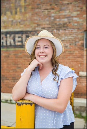 Alexis Feucht, 17, of Campbellsport, is fighting stage four Glioblastoma after a diagnosis in October, 2020.