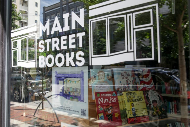 Main Street Books, 426 Main Street, Monday, June 28, 2021 in Lafayette.