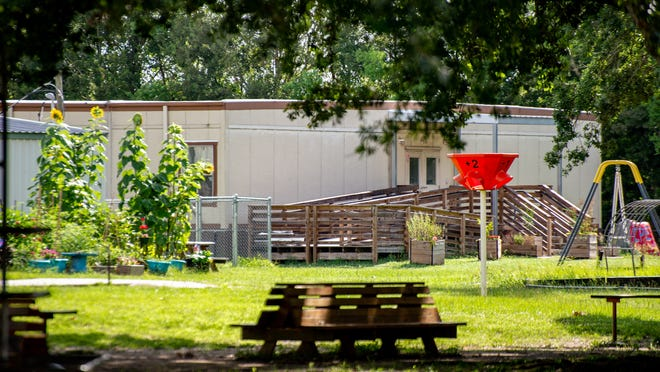 Cecil Picard Elementary in Maurice, Louisiana.