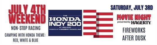 Honda Indy 200 Logo