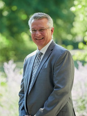 Dan Scholz is the 10th president of Cardinal Stritch University in Milwaukee