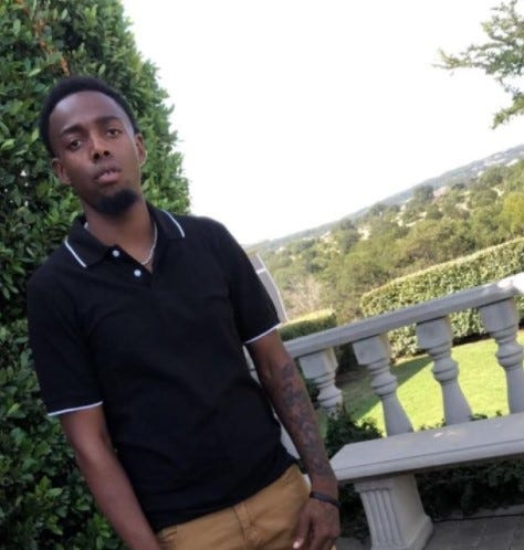 Damien Johnson was fatally shot in Nashville on Jan. 12, 2021.