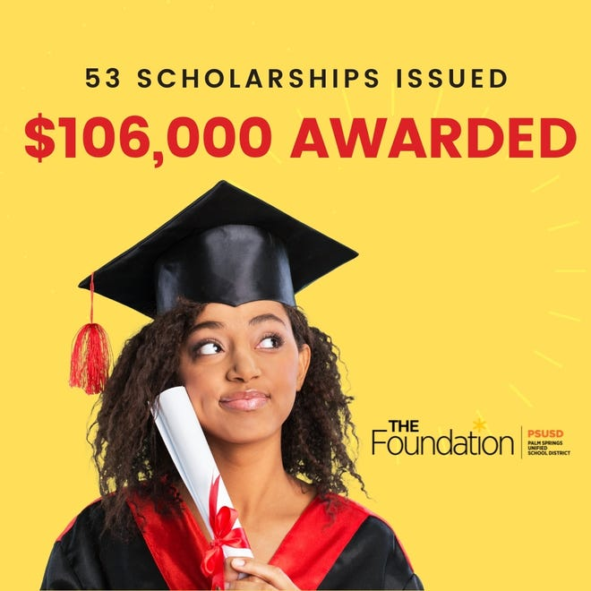 53 scholarships issued.