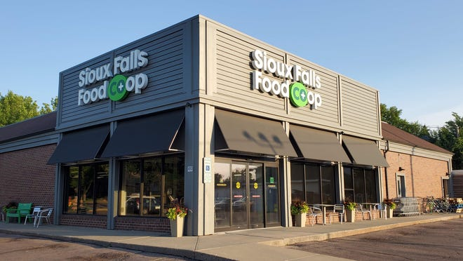 Sioux Falls Food Co-op sits off Minnesota Ave and 18th Street. It's expanded and throwing a grand reopening to celebrate.