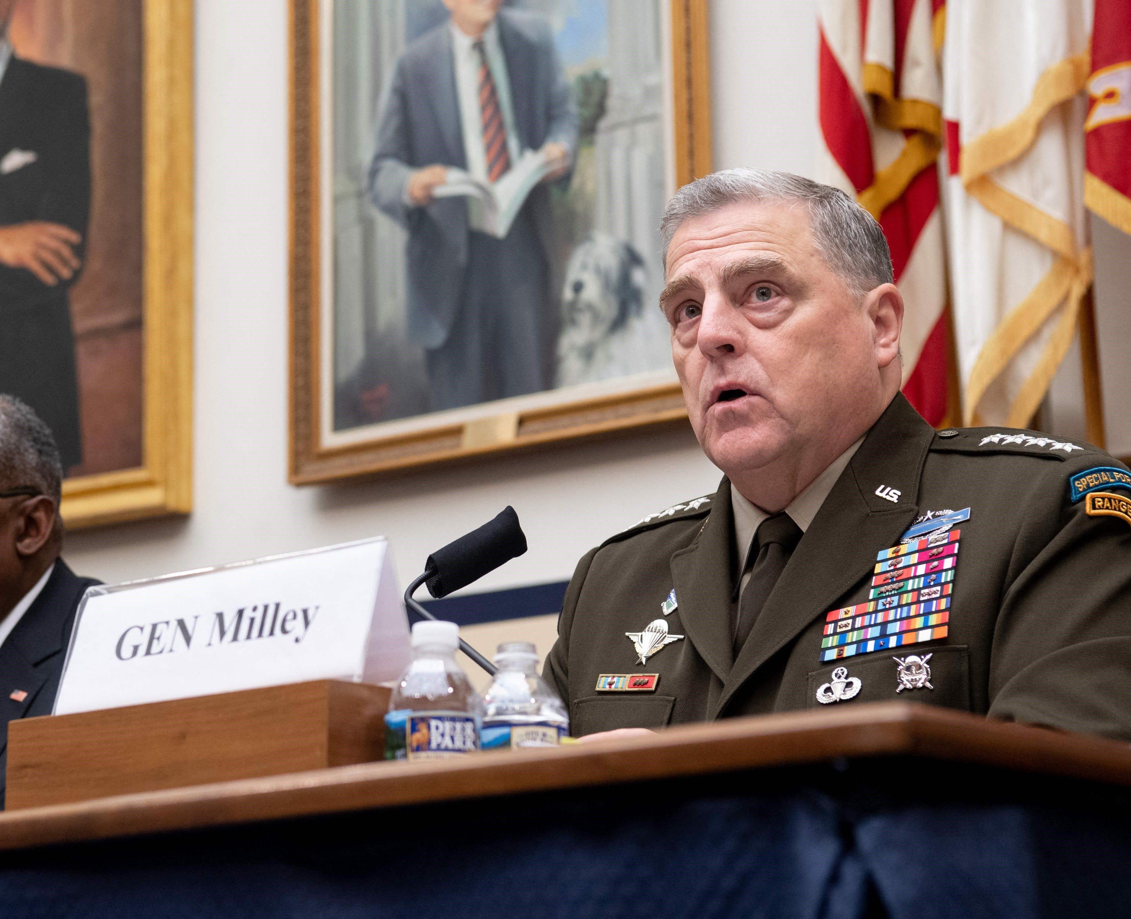 Preventing war: Why Gen. Mark Milley s secret calls to China deserve a medal