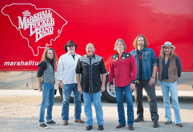 The Marshall Tucker Band will perform July 11 at Indian Ranch in Webster.