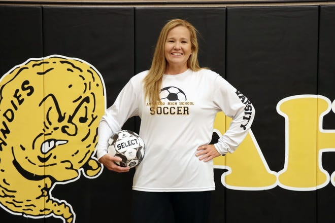 Stacey McPherson led Amarillo High to the program's first regional final en route to being named the Amarillo Globe-News' Coach of the Year.