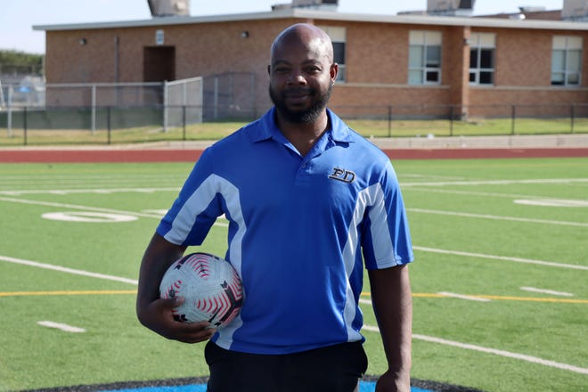 Palo Duro boys soccer coach Irvin Johnson led the Dons to the regional semifinal round in payoffs with an attacking brand of soccer. He was named the AGN Boys Soccer Coach of the Year.