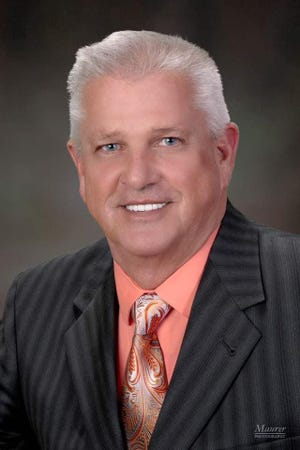 Steverr Stricklen retired June 30 after 5 1/2 years as mayor and nearly 30 years of elected service to the village of Loudonville