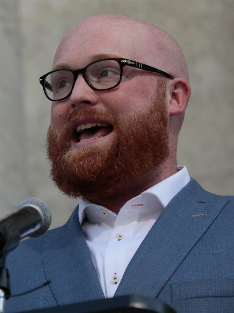 Photo of Tyler Fehrman