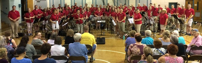 The Wayne County Community Historical Society Band Concert will be Held Thursday, July 15, at 7 p.m. in downtown Wooster.