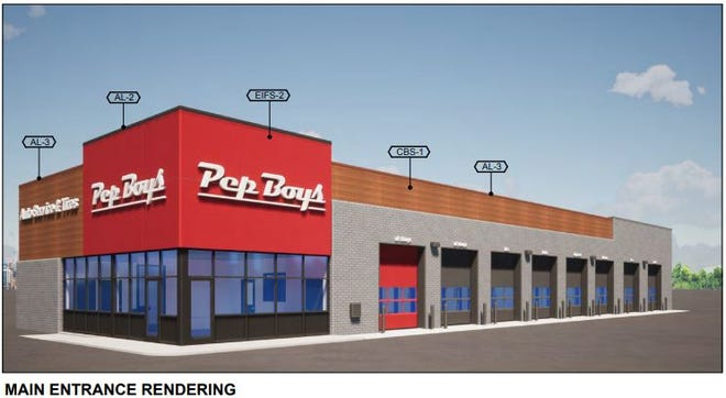 Pep Boys is proposing a new Spring Hill facility on Main Street south of Spring Hill Circle and north of Wilkes Court. Its site plan is currently under review by the Spring Hill Planning Commission.