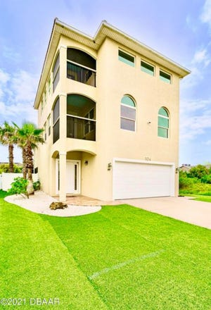 This well-constructed Ormond Beach pool home is perfect for entertaining, with breathtaking ocean views, striking sunsets and access to the no-drive beach, located only steps away.