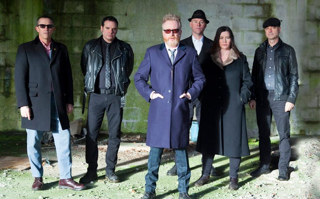 Flogging Molly has booked an October show in St. Augustine.