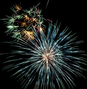 The Fourth of July fireworks show in Melissa is scheduled for Friday, July 2 this year.